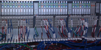 Large Rack Of Point I/O