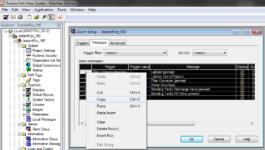 FTVME Edit Alarm Messages in MSExcel Step 2