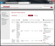 Rockwell Automation Literature Library CompactLogix Search