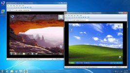 VMware9 on Windows 7 running virtual images of Windows 7 and Windows XP Featured Image