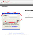 Rockwell Software Extranet Login