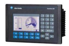 PanelView 550 Keypad