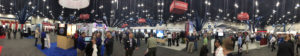 Automation Fair Show Floor Panoramic