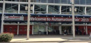 Automation Fair Main Entrance
