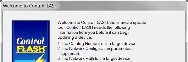 Control Flash Banner