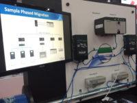 Prosoft Ethernet over Blue Hose at Automation Fair 2013