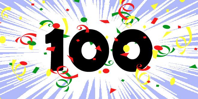 TAB's 100th Blog Post
