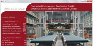 Connected Components Accelerator Toolkit Application FI