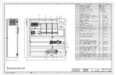 Pump Station Controller Pre-packaged Solution DWG