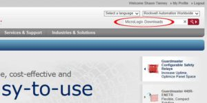 Download free programming software for MicroLogix 2
