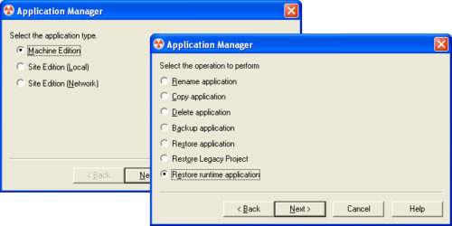 Application-Manager-on-XP-ME-Selected-Restore-Runtime