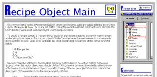RSView32 Recipe Object Demo