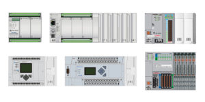 Small Ethernet PLC's from A-B