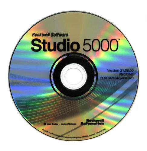 Studio 5000 Disc 1