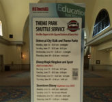 RSTechED 2014 12 Theme-Park Bus schedule