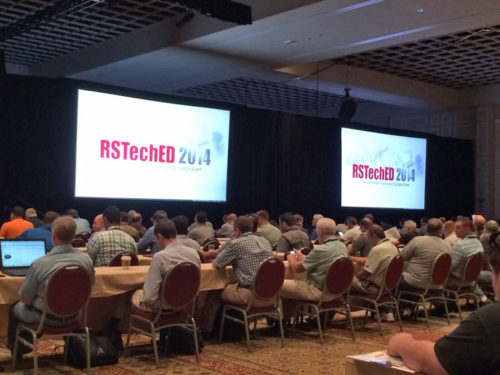 RSTechED 2014 6 General Session
