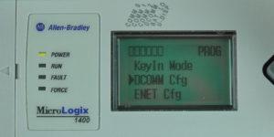 MicroLogix-1400-LCD-Advanced-Menu-DCOMM-Sel