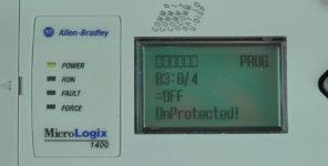 MicroLogix-1400-LCD-Monitor-Menu-B3-0-4-Off