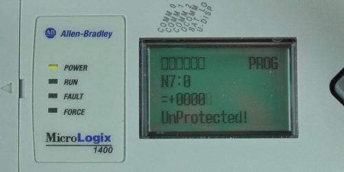 MicroLogix-1400-LCD-Monitor-Menu-N7-0-sel-0