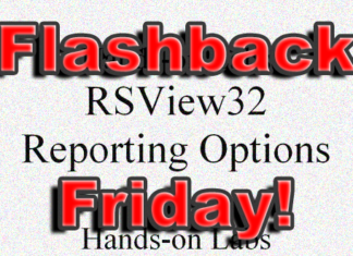 RSView32 Reporting