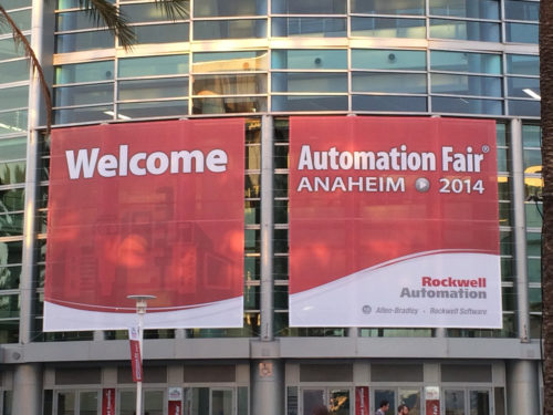 Automation Fair 2014 2 Venue Signage