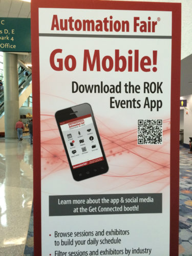 Automation Fair 2014 3 Sign mobile app