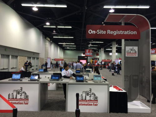 Automation Fair 2014 5 Registration