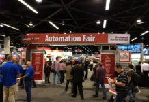Automation Fair 2014 7 entrance