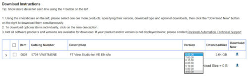 Rockwell Software Order Email 4