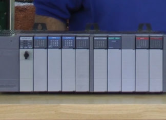 SLC-500 Rack On Set