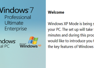 Windows XP Mode 15-Fi