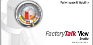 FactoryTalk View Studio Splash Fi