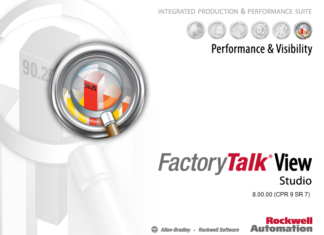 FactoryTalk View 8 Splash