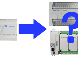 MicroLogix 1000 to 1200 or Micro830
