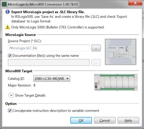 MicroLogix-to-Micro800-Conv-Tool