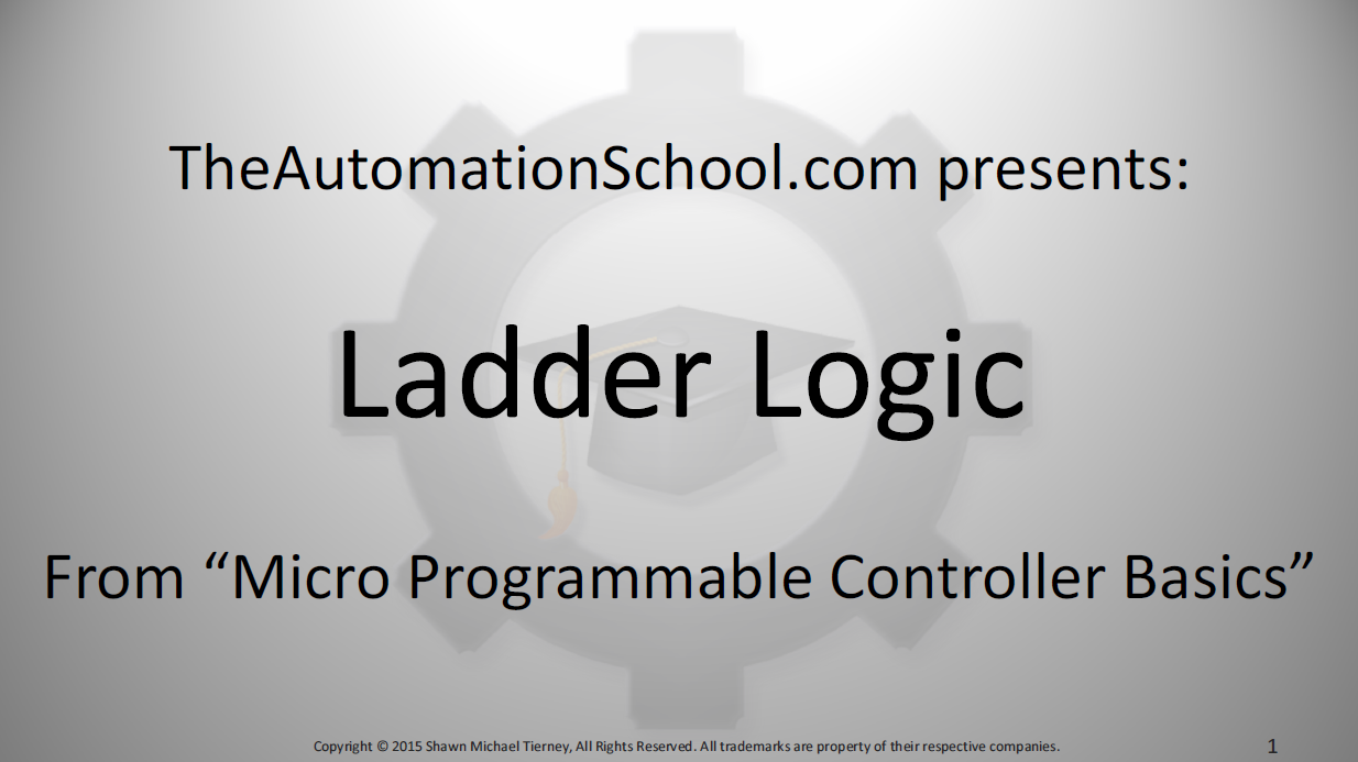 MpcB - Ladder Logic v1