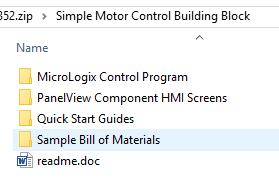 CCBB Zip Contents