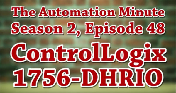 Episode 48 from Season 2 of The Automation Minute
